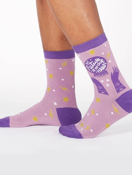 Future in Our Hands Crew Socks