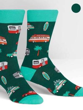 Day Tripper Crew Socks
