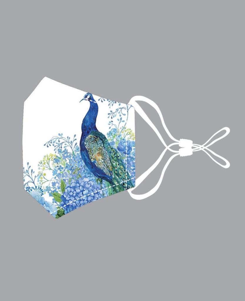 Madame Peacock Cotton Mask
