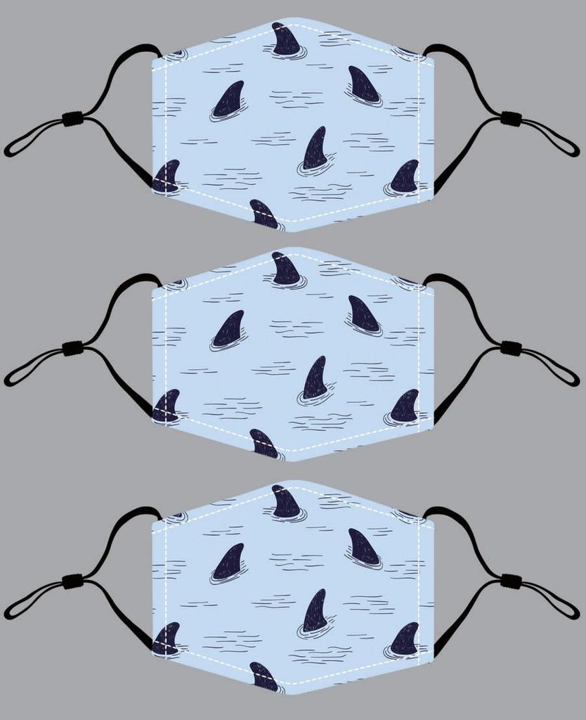 Shark Fin  Cotton Mask