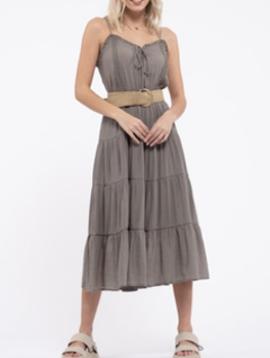ZAHARA love Romantic Ruffle Dress