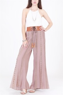 Clementine Bell Pant