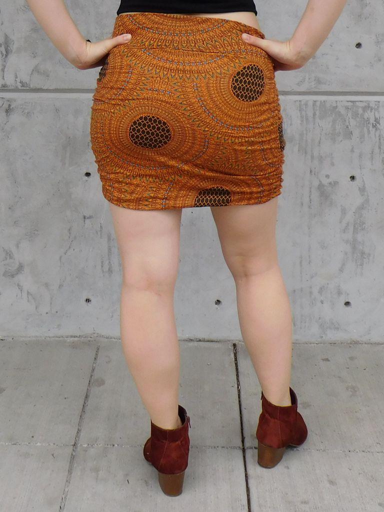 Gypsy Chic Bayla Skirt, Mandala