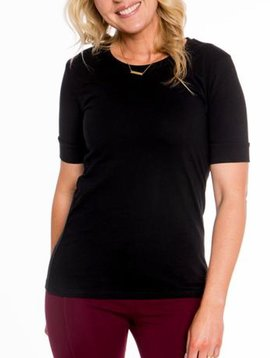 Heirloom Clothing Heirloom Scoop Half Sleeve Top