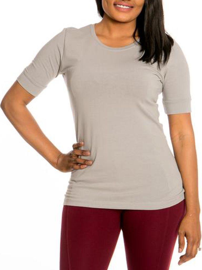 Heirloom Clothing Heirloom Scoop Half Sleeve Top