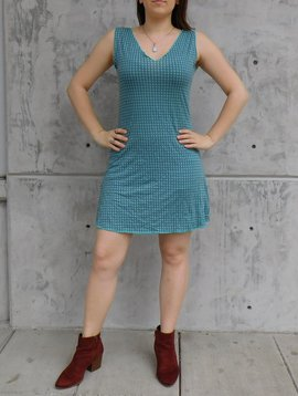 Gypsy Chic Tank Dress, Looking Glass