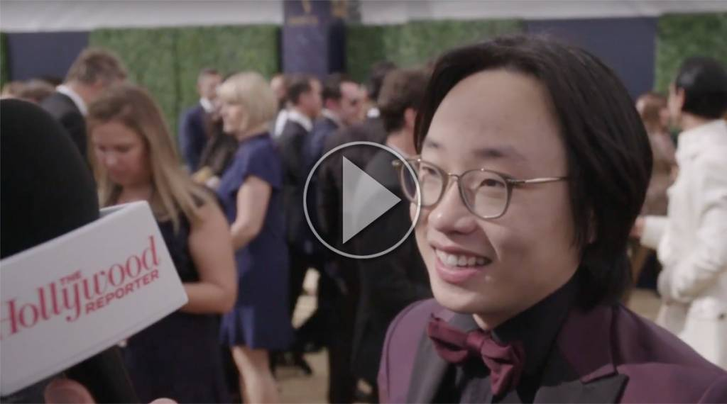 Jimmy O. Yang at the Emmys