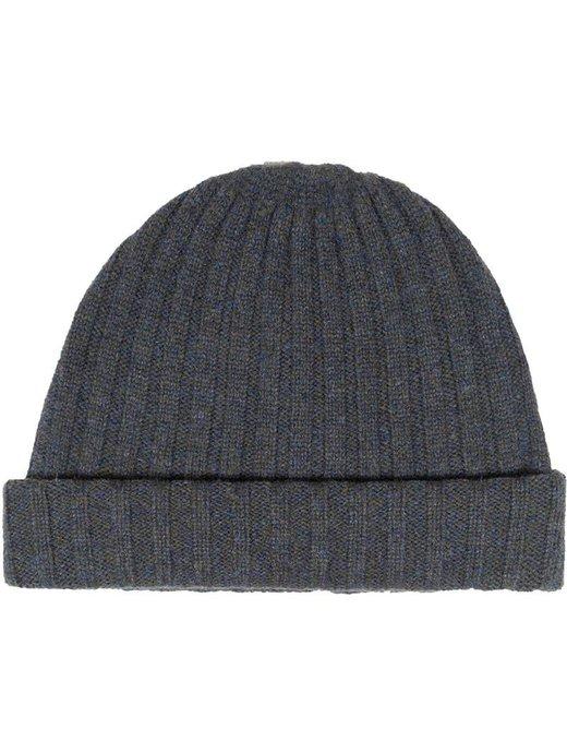 Seize sur Vingt Grey Melange Cashmere Hats