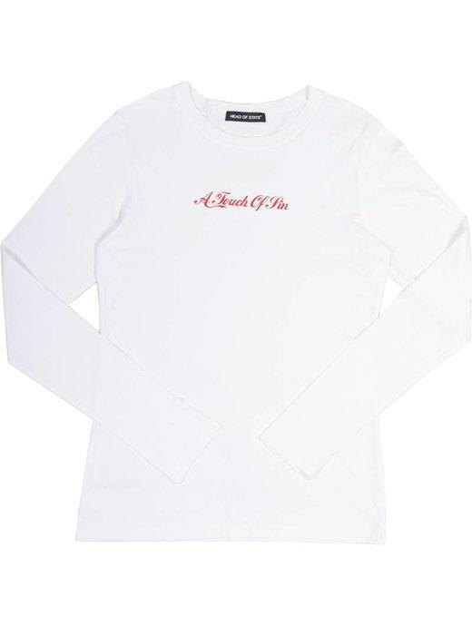 HEAD OF STATE+ HOS+  ATOS White Long Sleeve Shirt