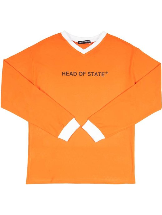 HEAD OF STATE+ HOS+ Orange Jersey