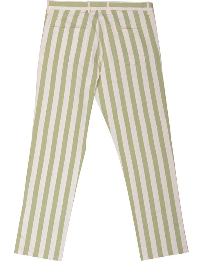 HEAD OF STATE+ HOS+ Scale Striped Pants