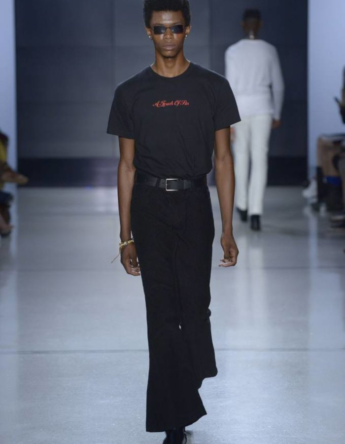 HEAD OF STATE+ HOS+  ATOS Black Tee Shirt