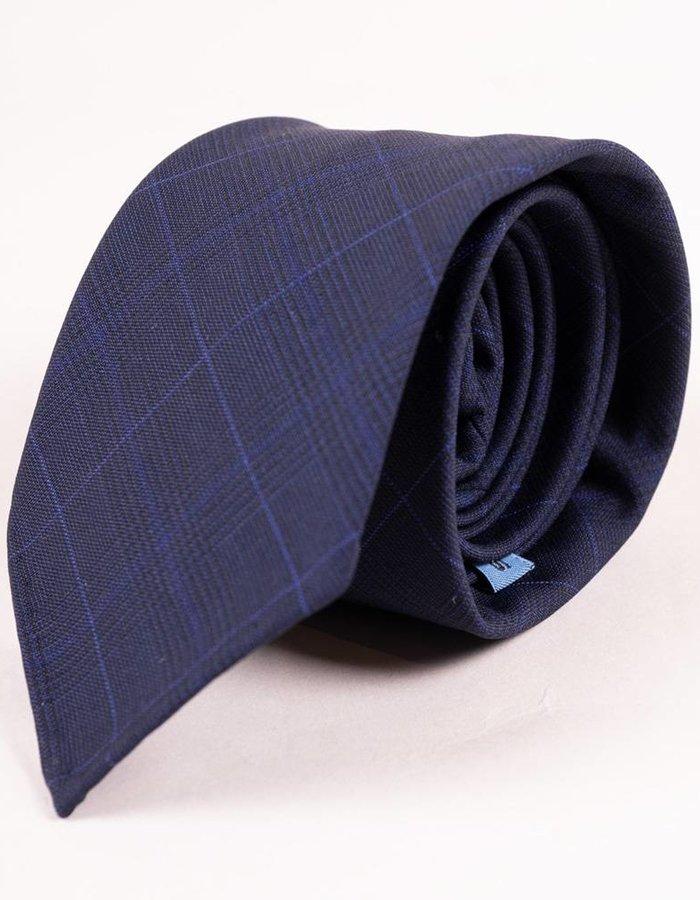 Seize sur Vingt Blue/blue Plaid Tie