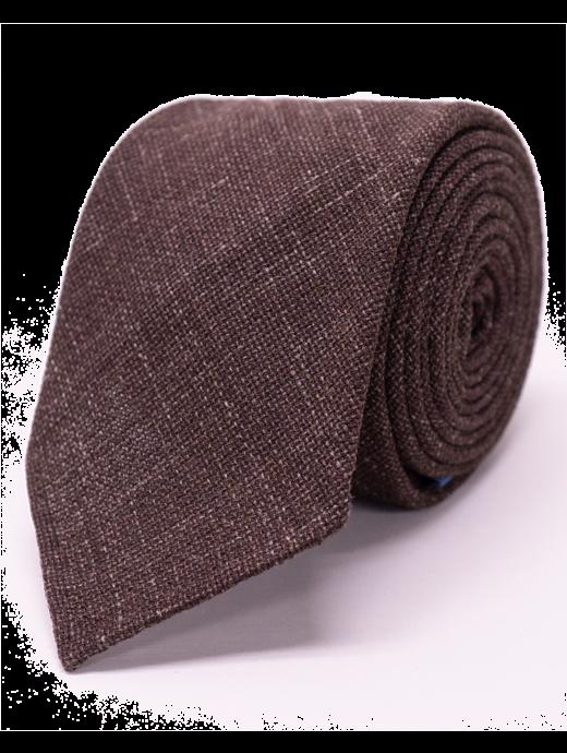 Seize sur Vingt Brown Melange Tie