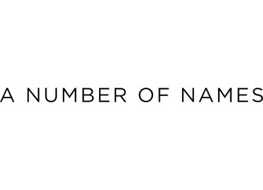 A Number of Names