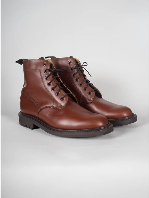 Seize sur Vingt Brown Kelso Derby Boot