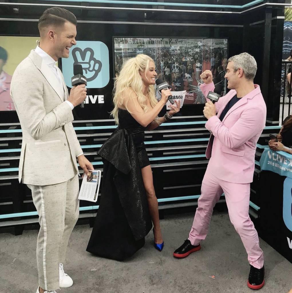 BravoTV: Erika Jayne Got Revenge on Andy Cohen at the 2018 Billboard Music Awards