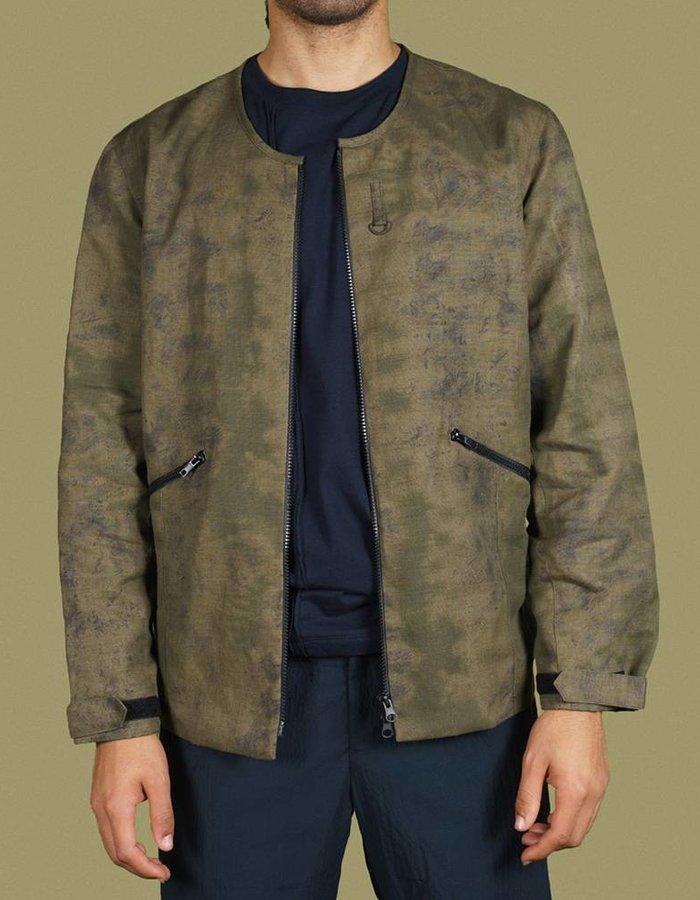 United Boroughs Ryu Jacket muddy camo