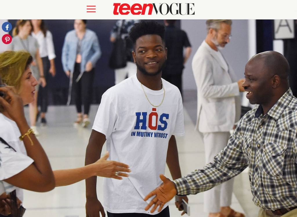 Head of State+ - Teen Vogue