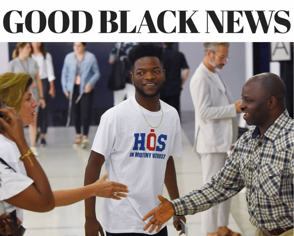 Heads of State+ on Good Black News