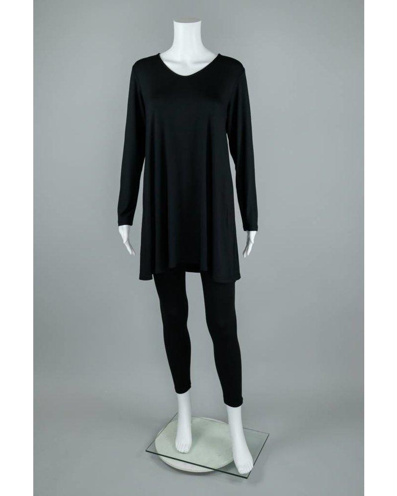 Comfy USA Gina Long Sleeve Tunic