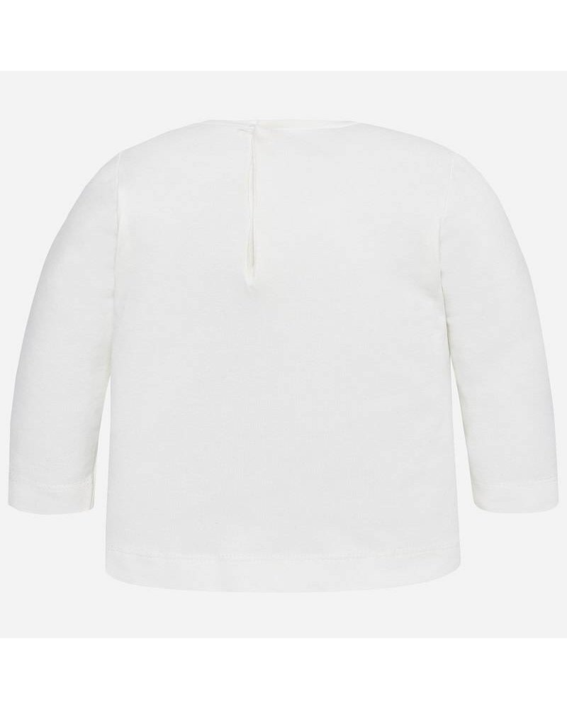Mayoral 3 Gold Rose Long Sleeve Shirt