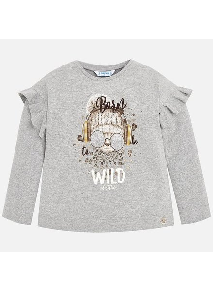 Mayoral Silver Born To Be Wild Tee