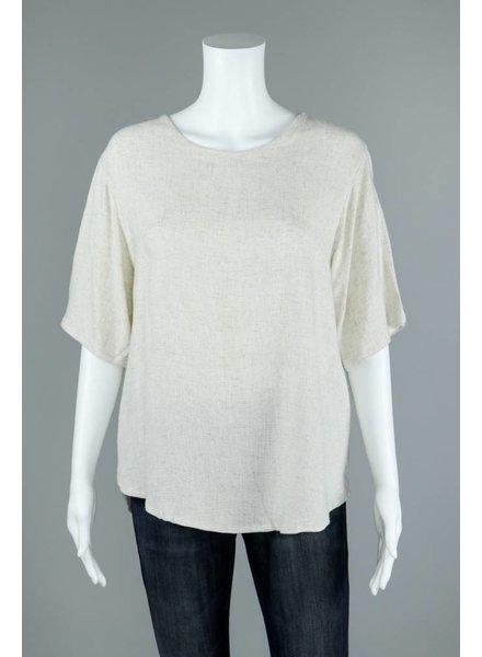 Bel Kazan Short Sleeve Woven Shirt