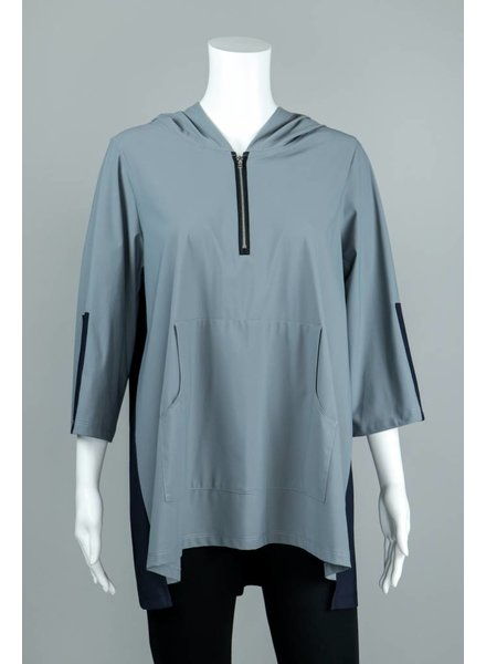Comfy USA Jason Margaret Popover Tunic