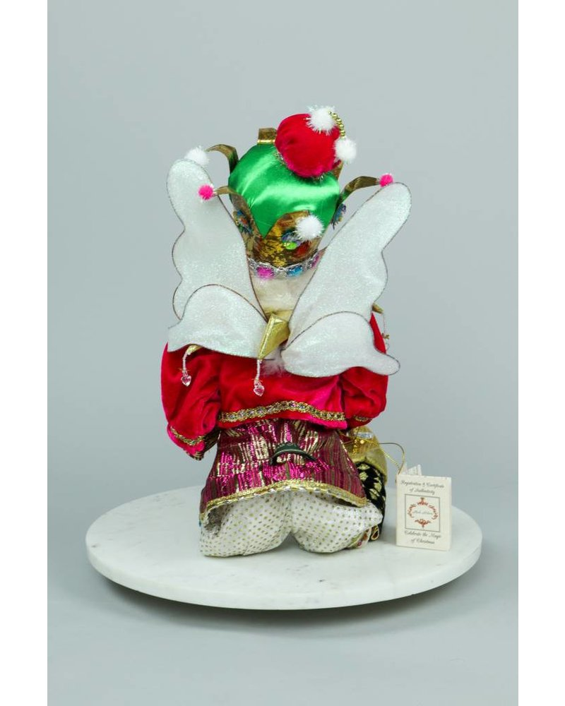 Harlequin Fairy