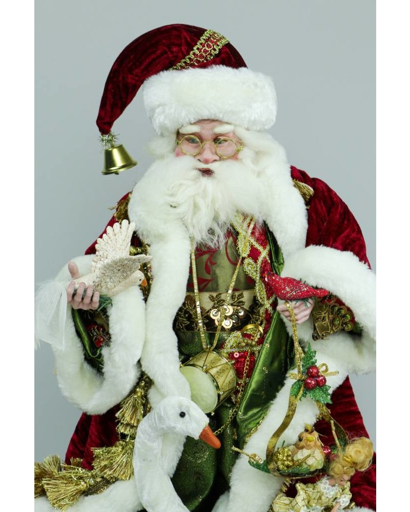 12 Days Of Christmas Santa