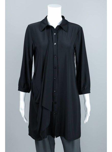 Compli K Long Sleeve Button Front Shirt
