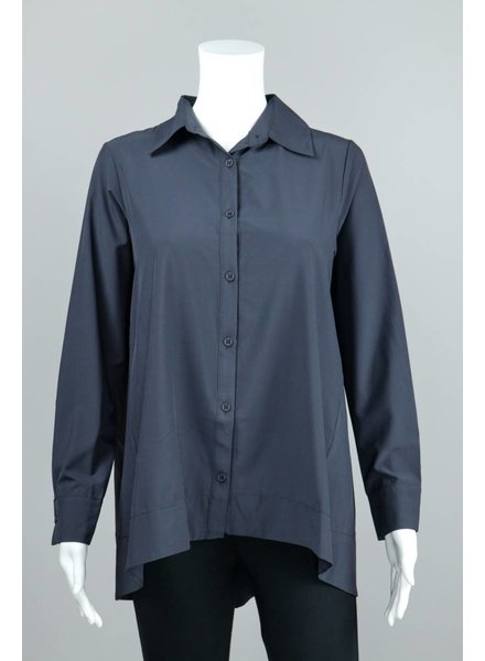 Luukaa Paula Button Front Collar Shirt