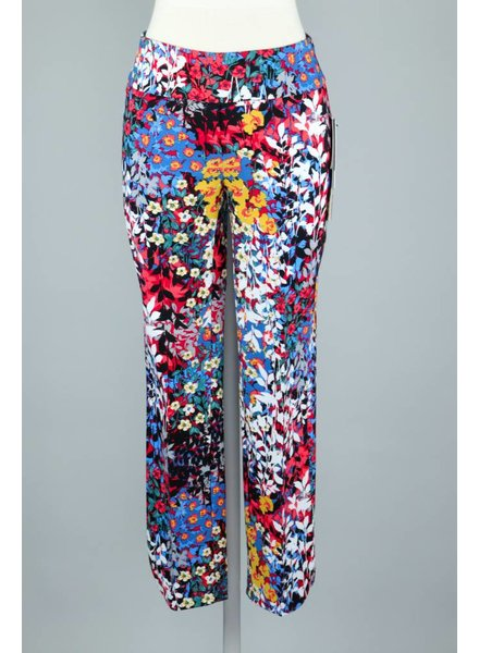 UP! Blue Jardin Petal Pant