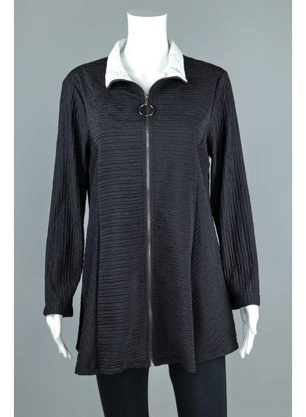 Et'Lois Harmony Zip Front Jacket
