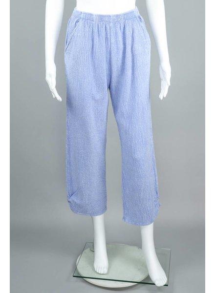 Et'Lois Pebble Twist Cuff Pant