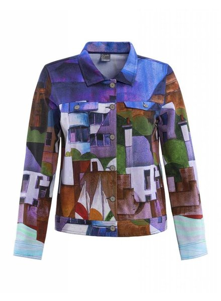 Dolcezza Sandycove Harbor Knit Jacket