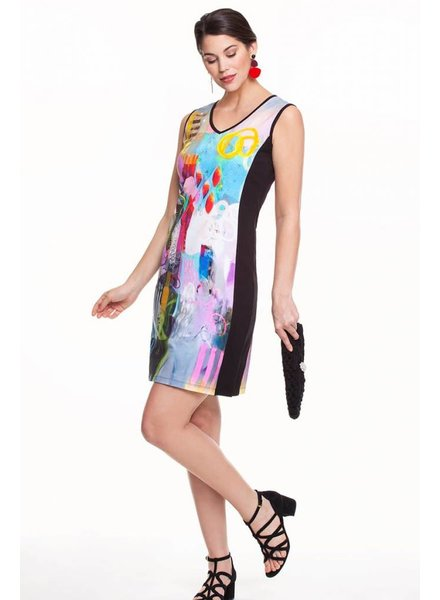 Dolcezza Cheek To Cheek Knit Dress