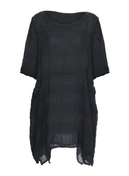 Luukaa Angel Navy Stripe Tunic
