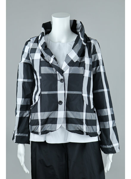 Luukaa Nikki Plaid Jacket