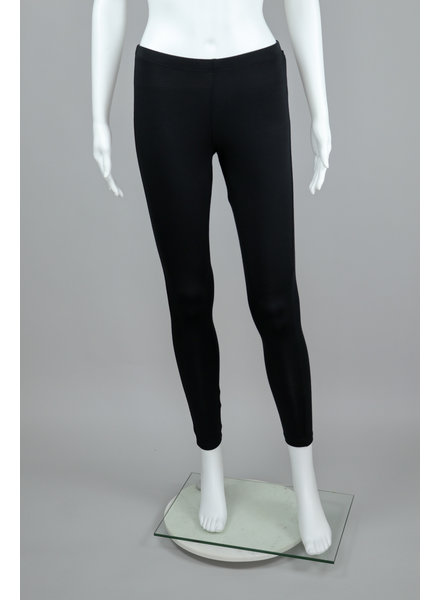 Comfy USA Black Long Legging