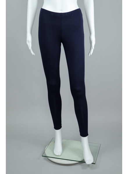 Comfy USA Navy Long Legging