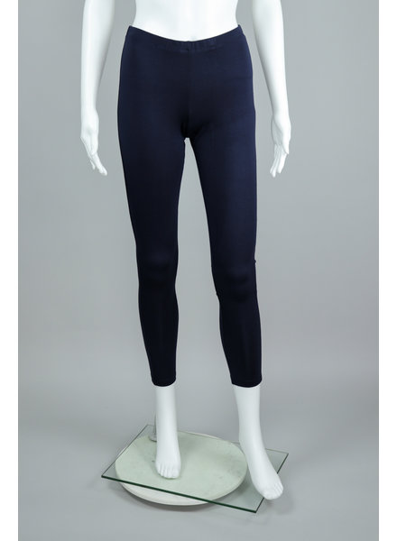 Comfy USA Navy Short Legging