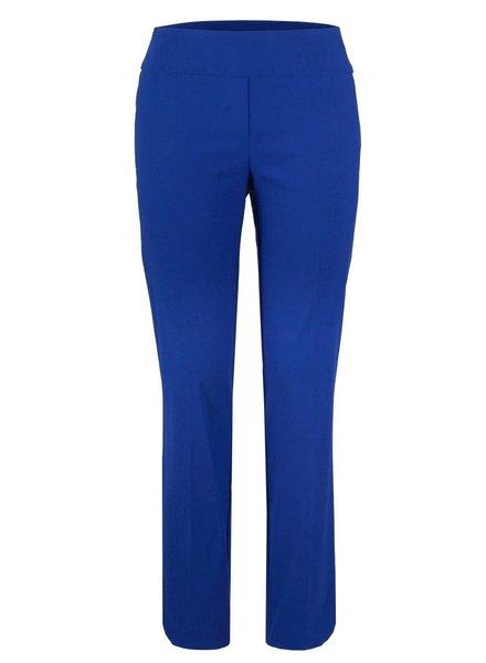 Up! Pants Electric Blue Petal Techno Pant