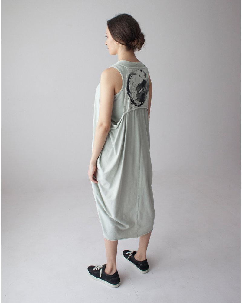 Luukaa Rita 2 Piece Stone Dress