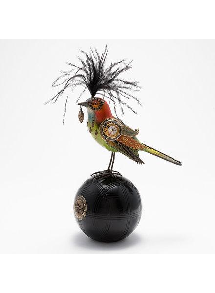 Mullanium Bird On Bocce - NY