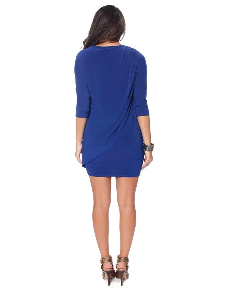 Last Tango Royal Blue Versatile Tunic Dress