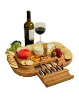 Deluxe Malvern Cheese Board Set