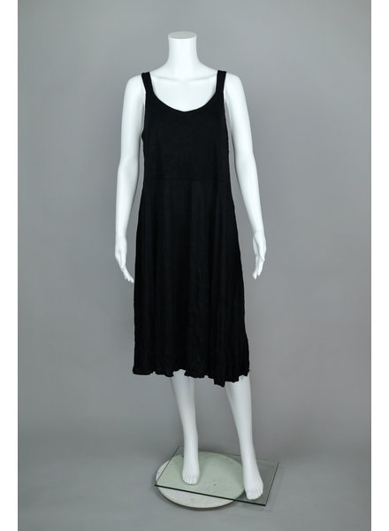 Comfy USA Black Phoenix Dress