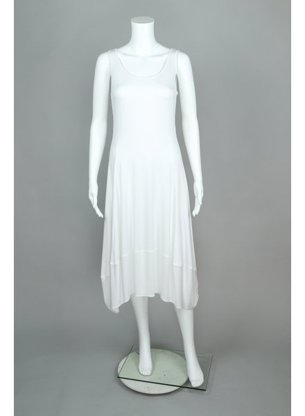 Comfy USA White Lisa Dress